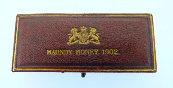 Maundy Coins
